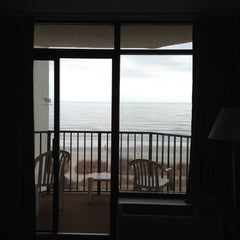 Photo taken at Ocean Park Resort by Elyse B. on 12/21/2013