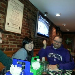 Photo taken at St. James Irish Pub by Will C. on 2/13/2013