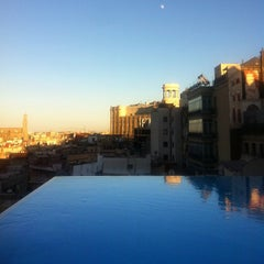 Photo taken at Grand Hotel Central by Josep M. on 6/21/2013