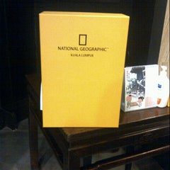 Photo taken at National Geographic Store by Inge S. on 3/20/2013