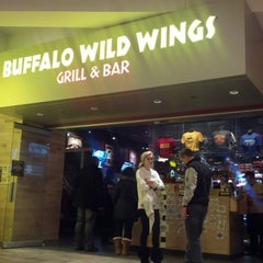 Photo taken at Buffalo Wild Wings by Matt S. on 12/30/2012