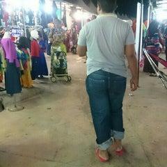 Photo taken at Dataran Shah Bandar Kuala Terengganu by Mat L. on 6/27/2015