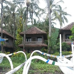 Photo taken at Coral View Villas Bali by Robert T. on 3/10/2015