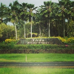 Photo taken at Lihue Airport (LIH) by Keakaokalani P. on 4/28/2013