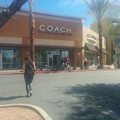 Photo taken at Coach Factory Store by LiiZz R. on 3/9/2014