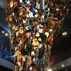 Photo taken at EMP Museum by Jenny E. on 7/6/2013