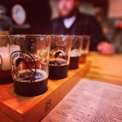 Photo taken at Big Beaver Brewing by Colorado Card on 2/10/2013