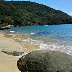 Photo taken at Ilha Grande by Anderson V. on 10/6/2012