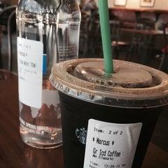 Photo taken at Starbucks by Marcus E. on 7/8/2015