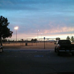 Photo taken at Morris K. Udall Park by Stacy B. on 1/28/2012