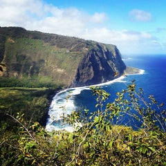 Photo taken at Waipiʻo Valley by Jackie M. on 1/8/2013