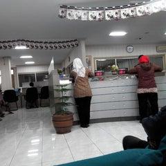Photo taken at Bank Jateng Cabang Klaten by Adjie E. on 1/7/2015