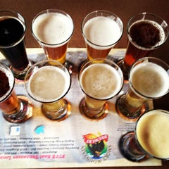 Photo taken at Smoky Mountain Brewery by Morgan W. on 5/10/2013
