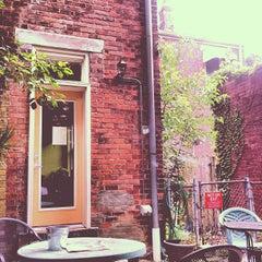 Photo taken at Sidewinder Coffee + Tea by Morgan W. on 7/21/2013