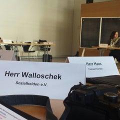 Photo taken at Thüringer Ministerium für Soziales, Familie und Gesundheit by Markus W. on 3/4/2015