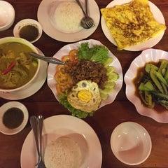 Photo taken at Cambodian Muslim Restaurant by Anan G. on 5/6/2015