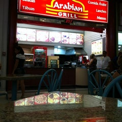 Photo taken at Arabian Grill by Dani J. on 10/7/2012