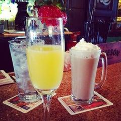 Photo taken at The Exchange Tavern by Rachel K. on 5/17/2014