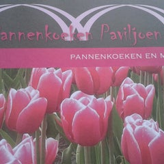 Photo taken at Pannenkoeken Paviljoen by Jessica v. on 8/6/2014