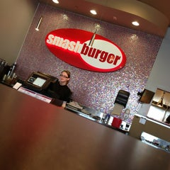 Photo taken at Smashburger by Tim G. on 1/21/2013
