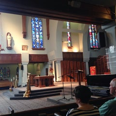 Photo taken at St Mary's Cathedral by Victor P. on 6/28/2014