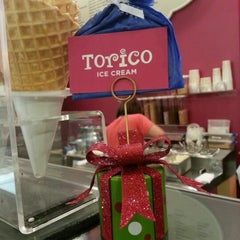 Photo taken at Torico's Homemade Ice Cream Parlor by Neal H. on 12/15/2012