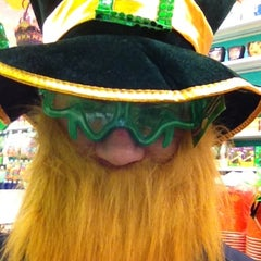 Photo taken at Party City by Jonathan G. on 3/17/2013