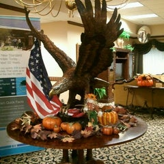 Photo taken at Turner Army Lodging by Valerie H. on 10/26/2012