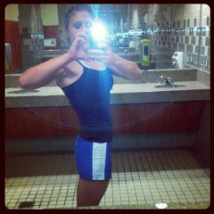 Photo taken at 24 Hour Fitness by Yonkchelle26 on 3/8/2013