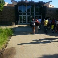 Photo taken at University of Missouri-Kansas City (UMKC) by Ronnie W. on 7/24/2013