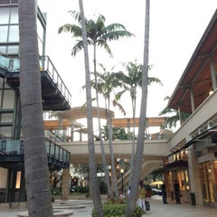 Photo taken at Shops at Merrick Park by Andres A. on 10/20/2012
