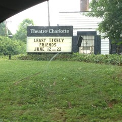 Photo taken at Theatre Charlotte by Donna S. on 6/4/2013