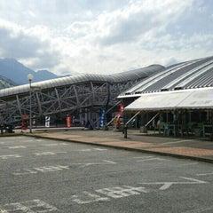 Photo taken at 道の駅 にらさき by いちの ひ. on 4/22/2015
