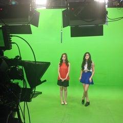 Photo taken at Studio 5 RCTI by matthew m. on 11/7/2013