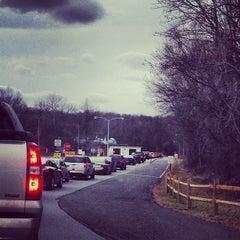 Photo taken at Deptford Vehicle Inspection Station by Mark K. on 12/30/2013
