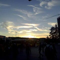 Photo taken at Hacıosman Metro İstasyonu by Nedim G. on 5/5/2015