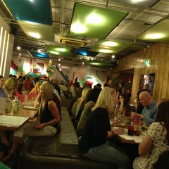 Photo taken at Wahaca by Mark P. on 8/17/2013
