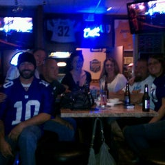 Photo taken at Grazies Italian Restaurant & Sports Bar by HeLLiCa on 11/26/2012
