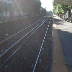 Photo taken at Estación Malaver [Línea Mitre] by Ariel O. on 12/11/2012