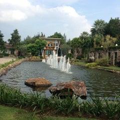 Photo taken at Nana Resort&Spa by LoveLion A. on 11/1/2012
