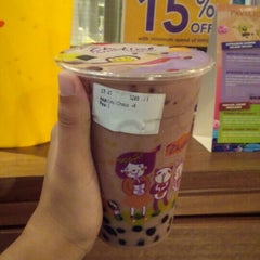 Photo taken at Chatime by Shamirahhhh on 6/9/2015