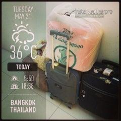 Photo taken at The Centric Ratchada Hotel Bangkok by Joshua K. on 5/21/2013