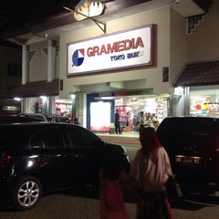 Photo taken at Gramedia by August H. on 7/5/2014