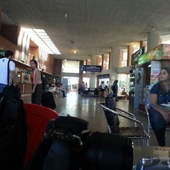 Photo taken at Terminal de Piriápolis by Joaquín G. on 3/11/2013