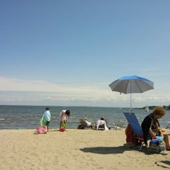 Photo taken at West Beach Park by RJ O. on 7/20/2014