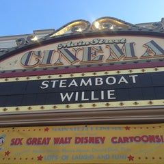 Photo taken at Main Street Cinema by Katie L. on 12/4/2013