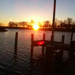 Photo taken at Dock Of The Bay by Jess F. on 1/20/2013