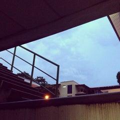 Photo taken at Pusat Pengajian Ilmu Pendidikan by Faizal R. on 9/25/2012