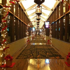 Photo taken at L'Auberge Casino & Hotel by Katie F. on 12/17/2012