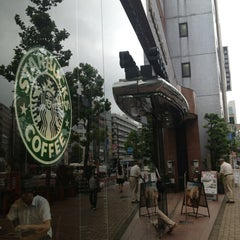 Photo taken at Starbucks Coffee 茅場町店 by Analin L. on 9/8/2013